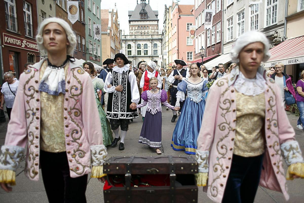 Jarmark św. Dominika w Gdańsku. 757 lat tradycji, 6 mln odwiedzin, 1000 kramów i 23 dni zabawy