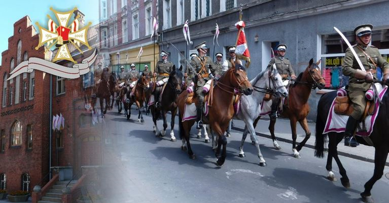 Żywa lekcja historii – Obchody Święta 2. Pułku Szwoleżerów Rokitniańskich w Starogardzie Gdańskim