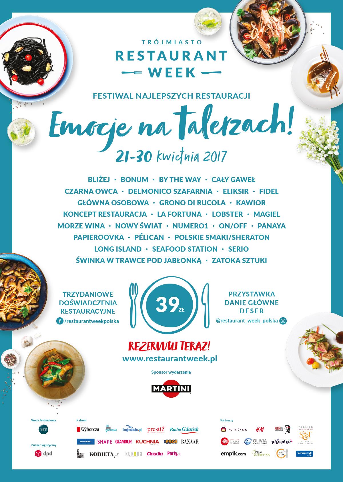 Restaurant week_plakat
