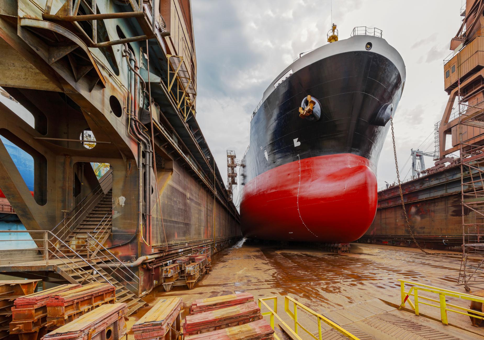 To wielka szansa dla przemysłu stoczniowego. Dofinansowanie udziału w prestiżowych targach stoczniowych w Niemczech