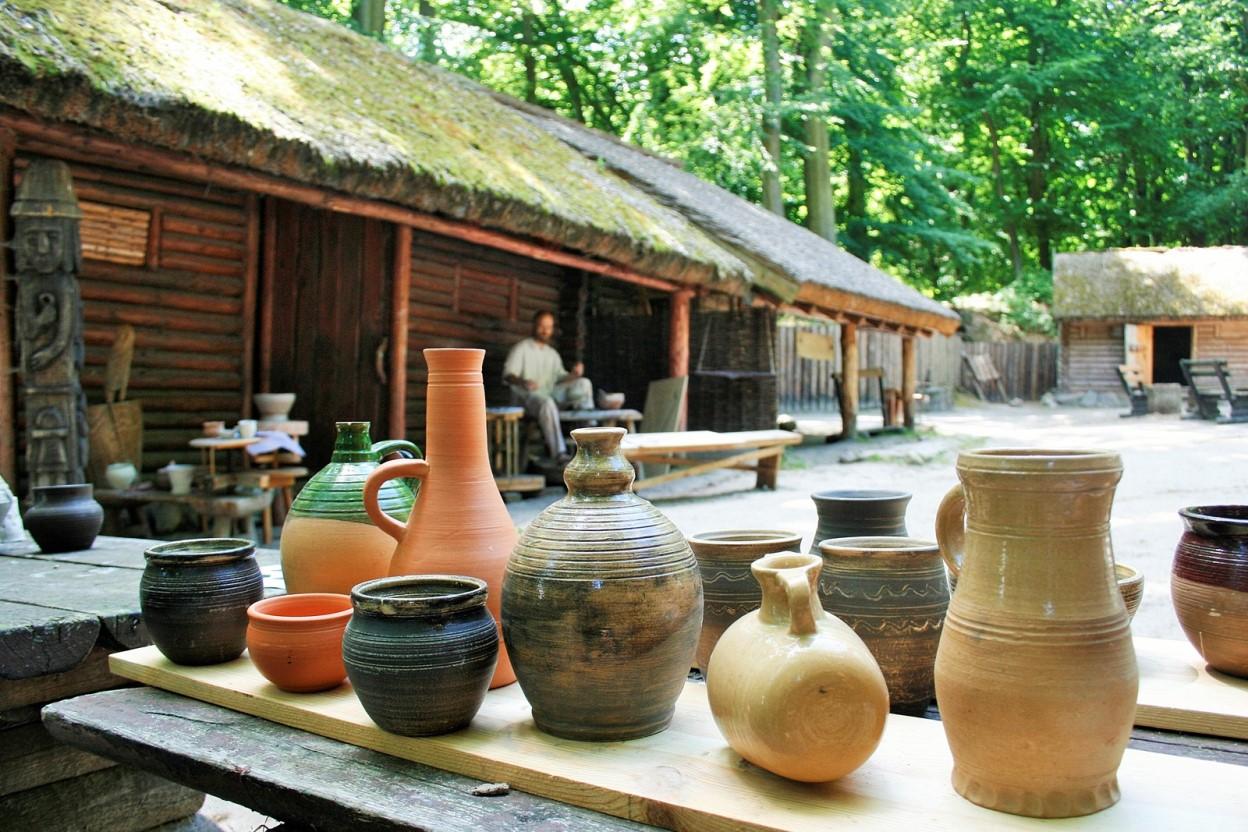 Plener garncarski na Grodzisku w Sopocie. Poznaj tajemnice jednego z najstarszych rzemiosł
