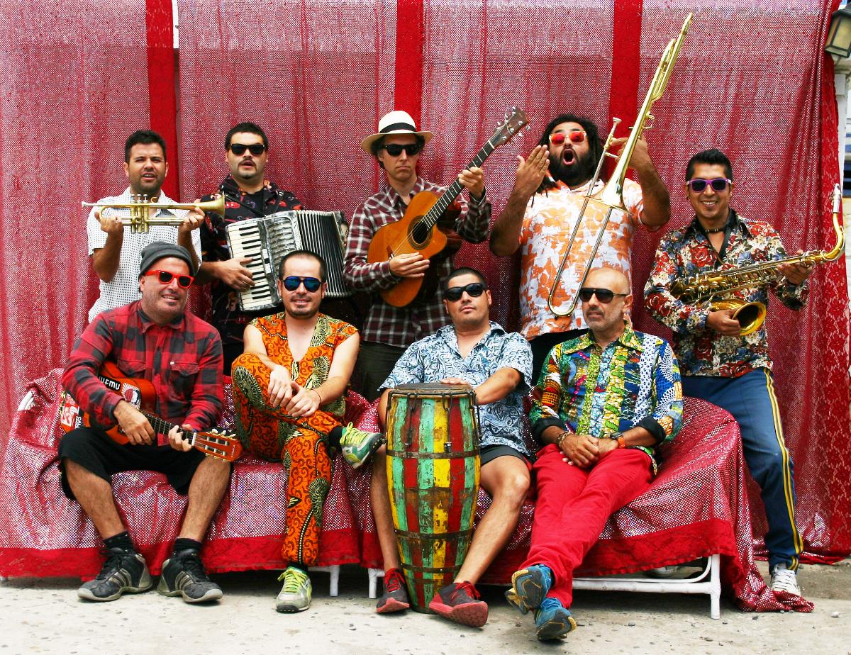 Koncerty, warsztaty muzyczne, pokazy filmowe i spotkania z podróżnikami. Globaltica World Cultures Festival