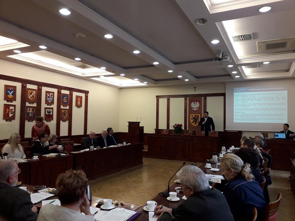 """Spotkanie Pomorskiego Forum Rad Seniorów – """"Pomorski Model Działań na rzecz Seniorów"""""""