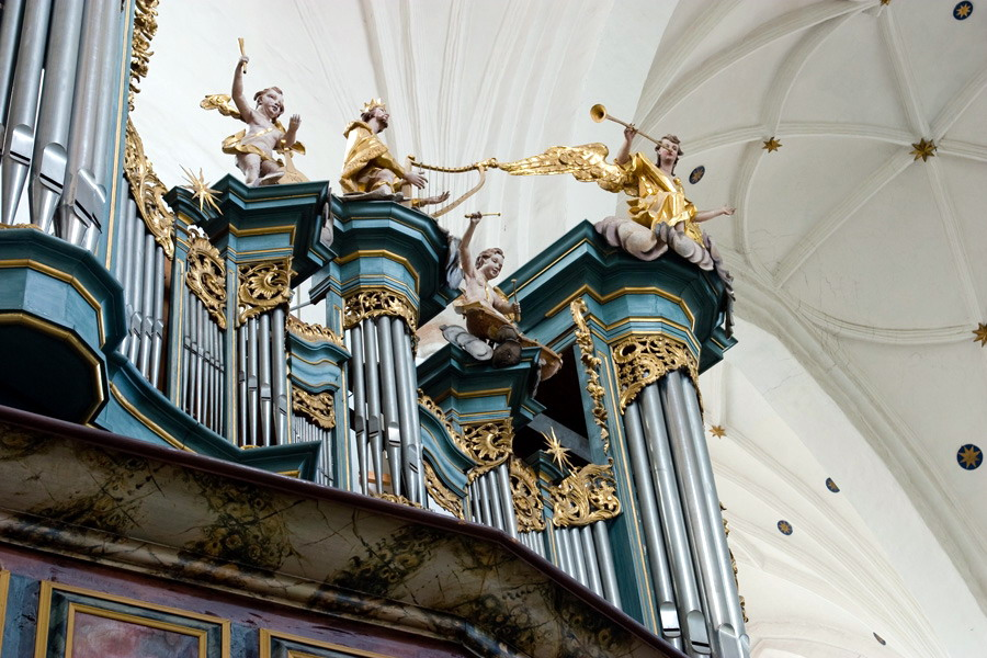 Oliwskie organy zagrają dla publiczności. Inauguracja 63. Międzynarodowego Festiwalu Muzyki Organowej w Gdańsku