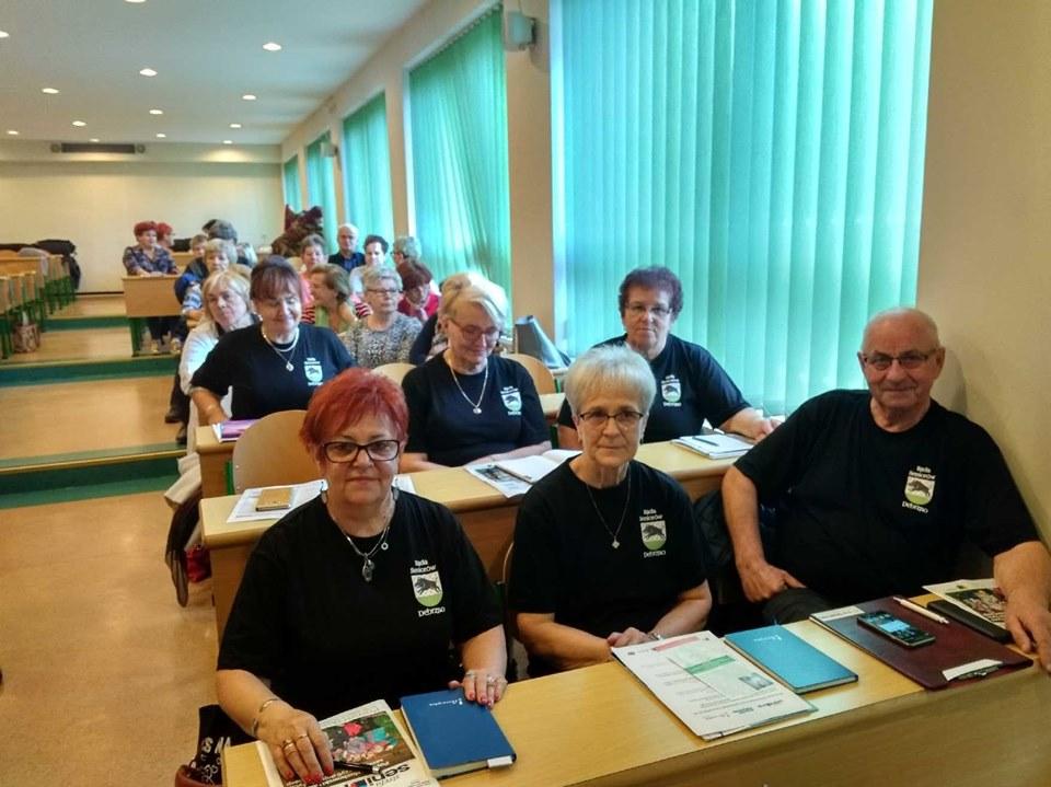 """Konferencja """"Strefa Seniora"""" w Człuchowie – Aktywność, Bezpieczeństwo, Zdrowie"""