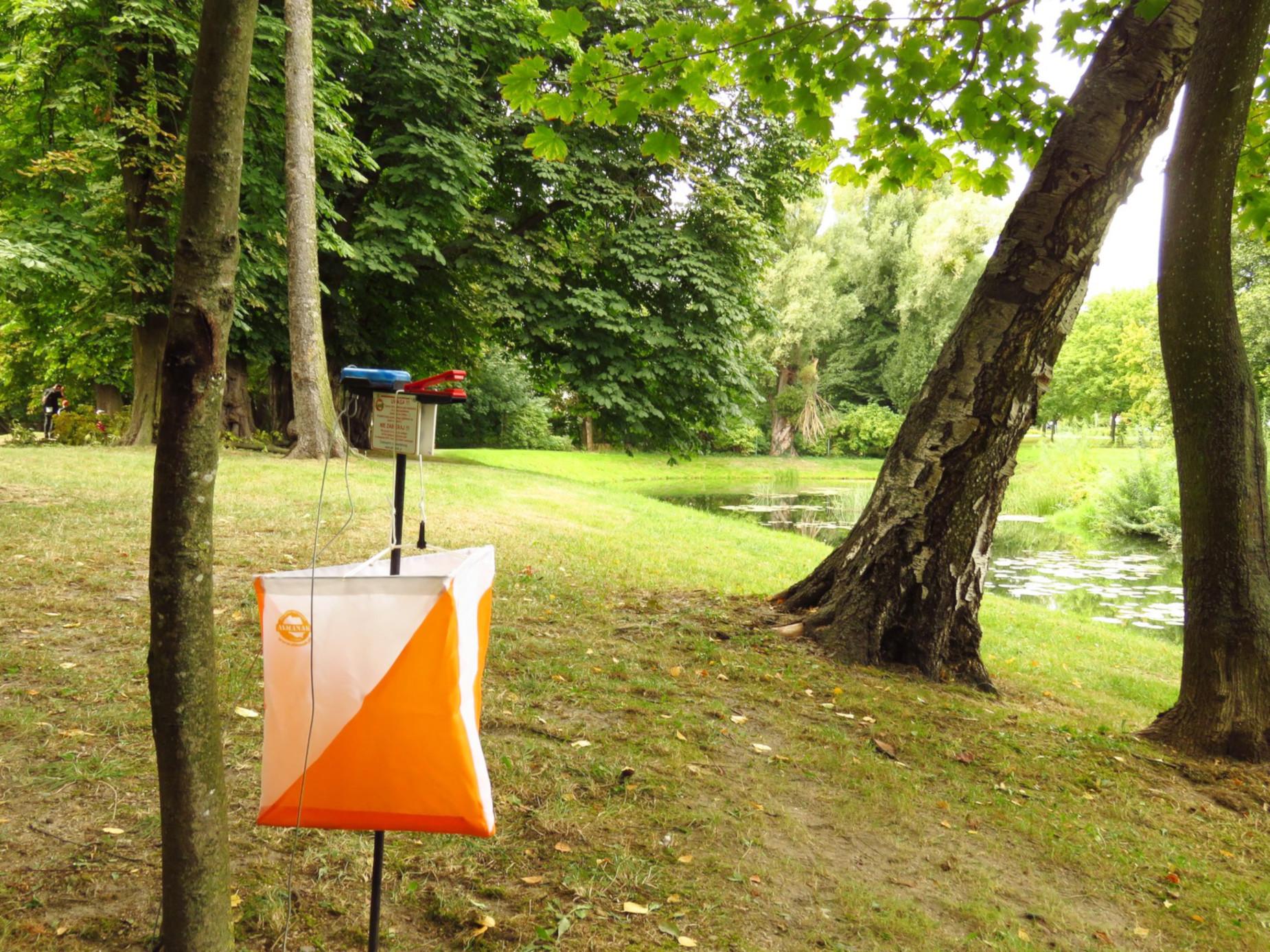 Co skrywa Wronia Góra w Gdańsku? Szukaj punktów Parkowych Rodzinnych Gier na Orientację i poznaj historię Aniołków