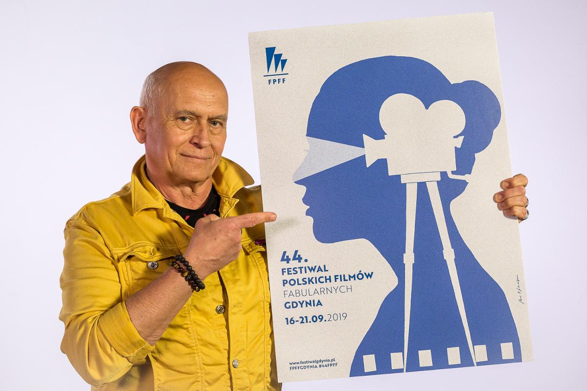 Kobieta motywem przewodnim plakatu 44. Festiwalu Polskich Filmów Fabularnych. Autorem jest Andrzej Pągowski
