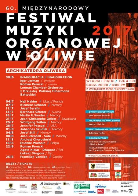 Festiwal Oliwa_plakat