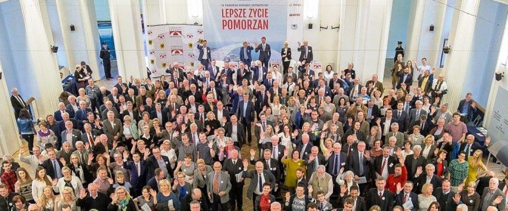Razem wobec trudnego świata. Jubileuszowy Pomorski Kongres Obywatelski w Gdańsku