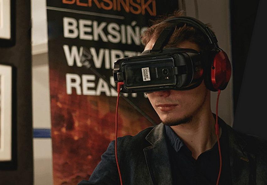 Chcesz poznać prace Zdzisława Beksińskiego? Przyjdź na multimedialną wystawę do gdańskiej galerii handlowej