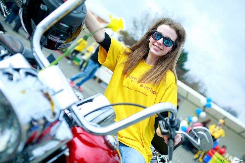 Motocykliści i rolkarze pomogą hospicjom. Pola Nadziei na Pomorzu