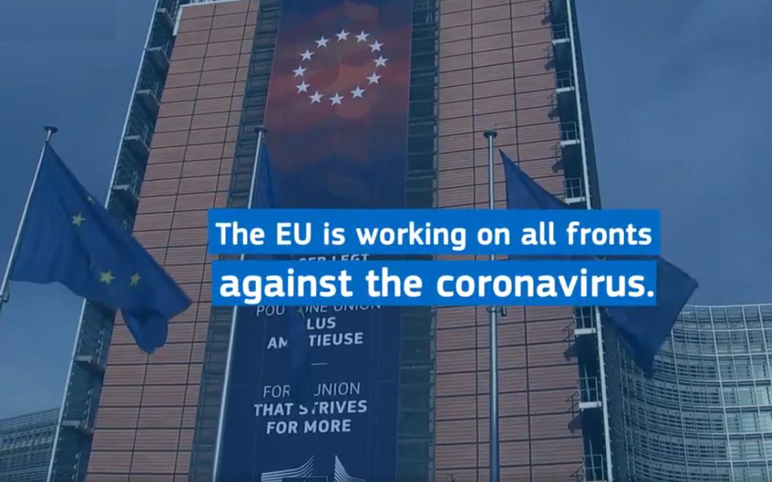 Unia Europejska walczy z koronawirusem na wielu frontach