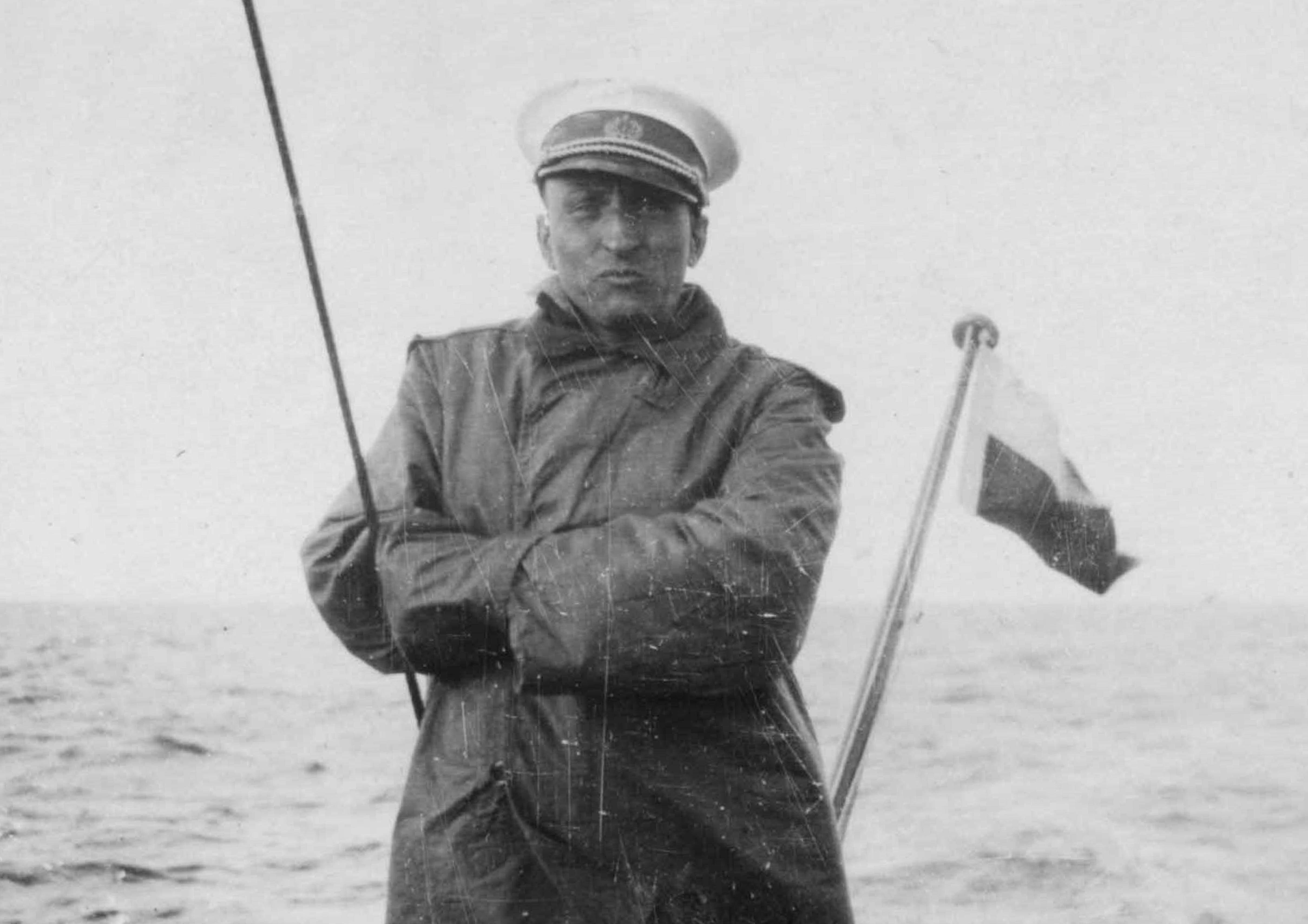 Henryk Fronczak. Fot. archiwum rodzinne