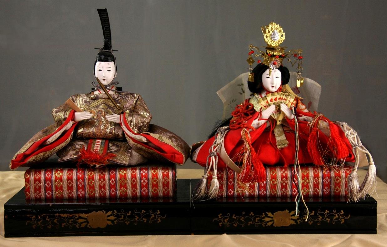 Lalki japońskie nie są zabawkami – one mają duszę. O magii, obyczajach, legendach w Muzeum Narodowym