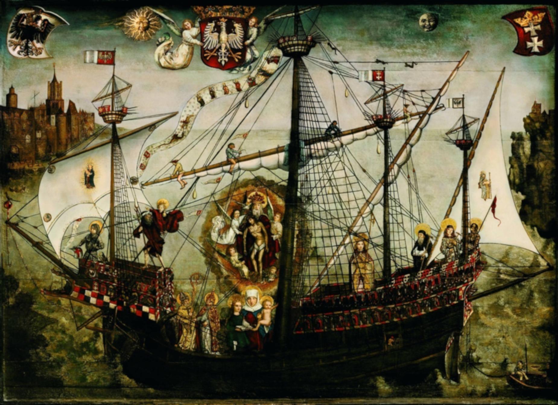 Średniowieczni gdańscy żeglarze i ich historia. Wykład w Akademii Gdańskiej
