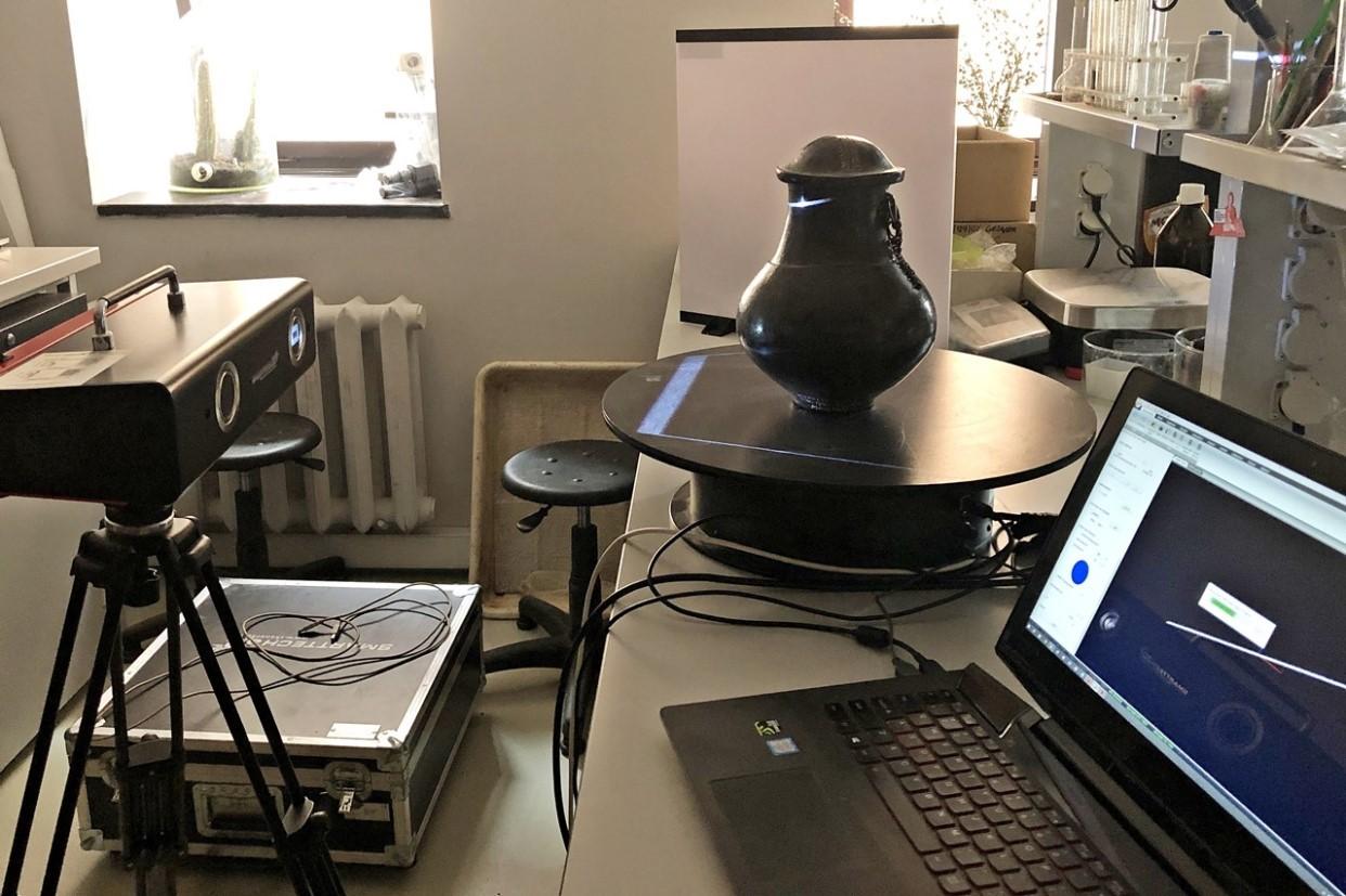 Sukces gdańskich archeologów. Wydrukowali kopię zabytku w technologii 3D
