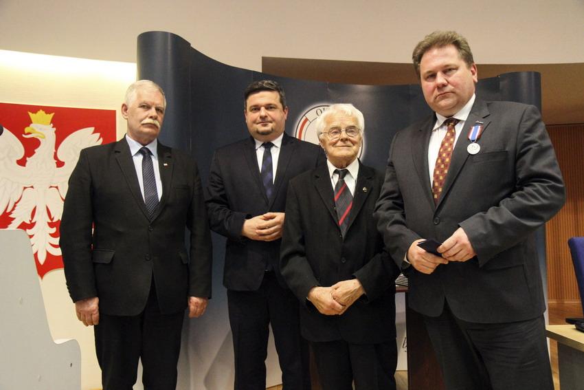 Łuczyk, Orłowski, Kuplicki, Kostrzewa
