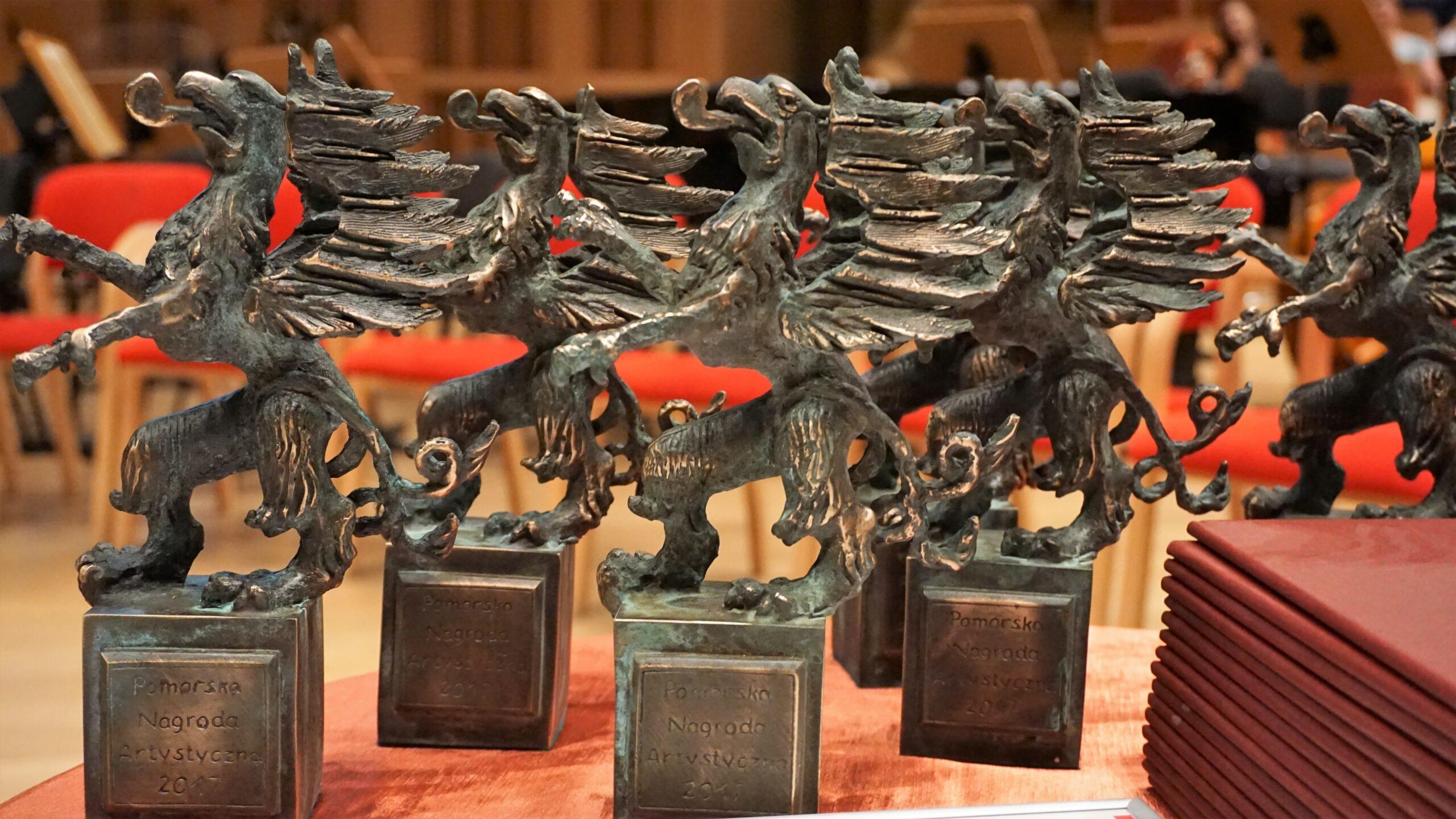 Kto dostanie prestiżowe wyróżnienie? Lista nominowanych do Pomorskiej Nagrody Artystycznej