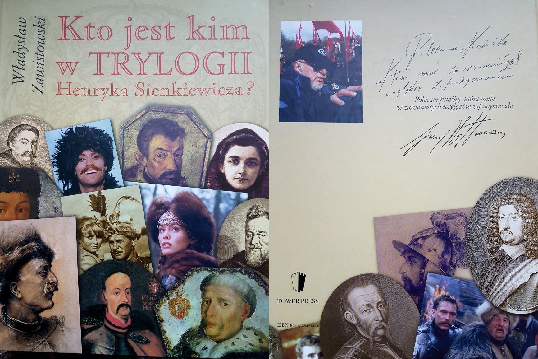 Kto jest kim i czego nie ma w Trylogii Henryka Sienkiewicza?