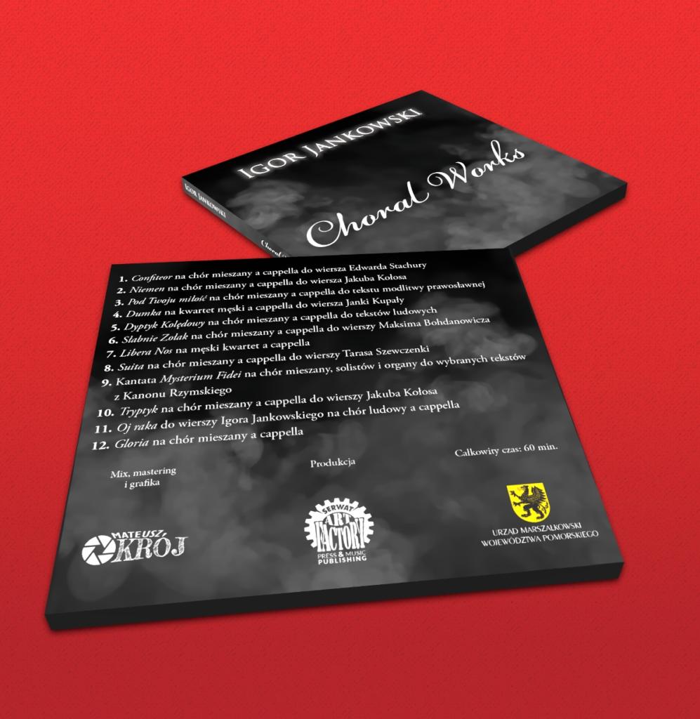 Chloral Works - płyta CD