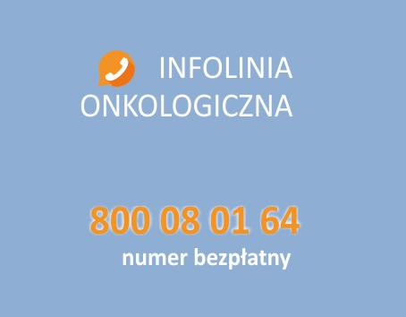 Infolinia onkologiczna