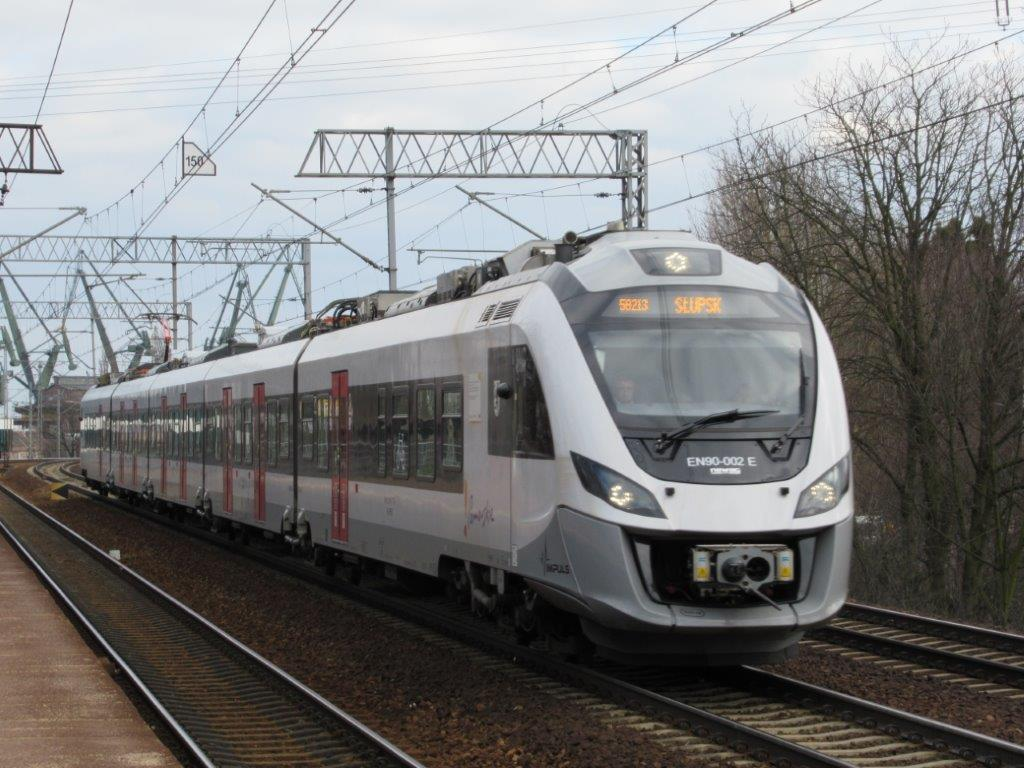 Nowe pociągi