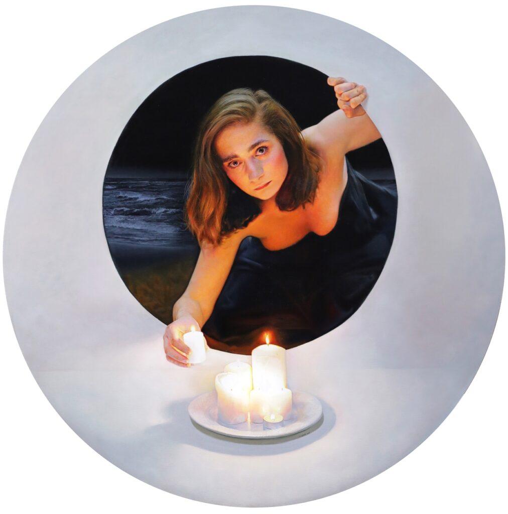 Sharing the light - Anna Wypych