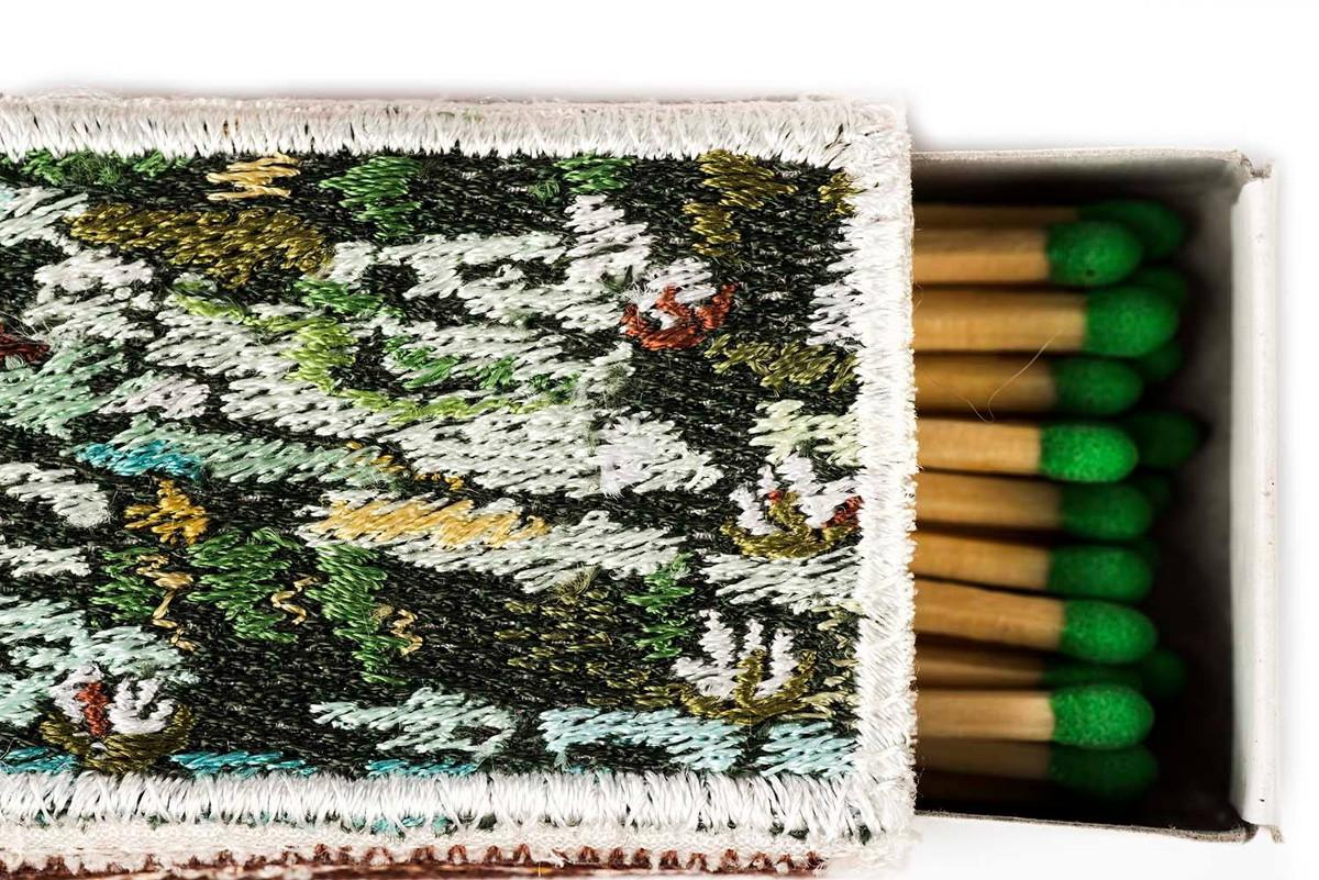 Współczesna sztuka na tkaninie artystycznej. Wystawa najlepszych prac konkursowych Baltic Mini Textile Gdynia
