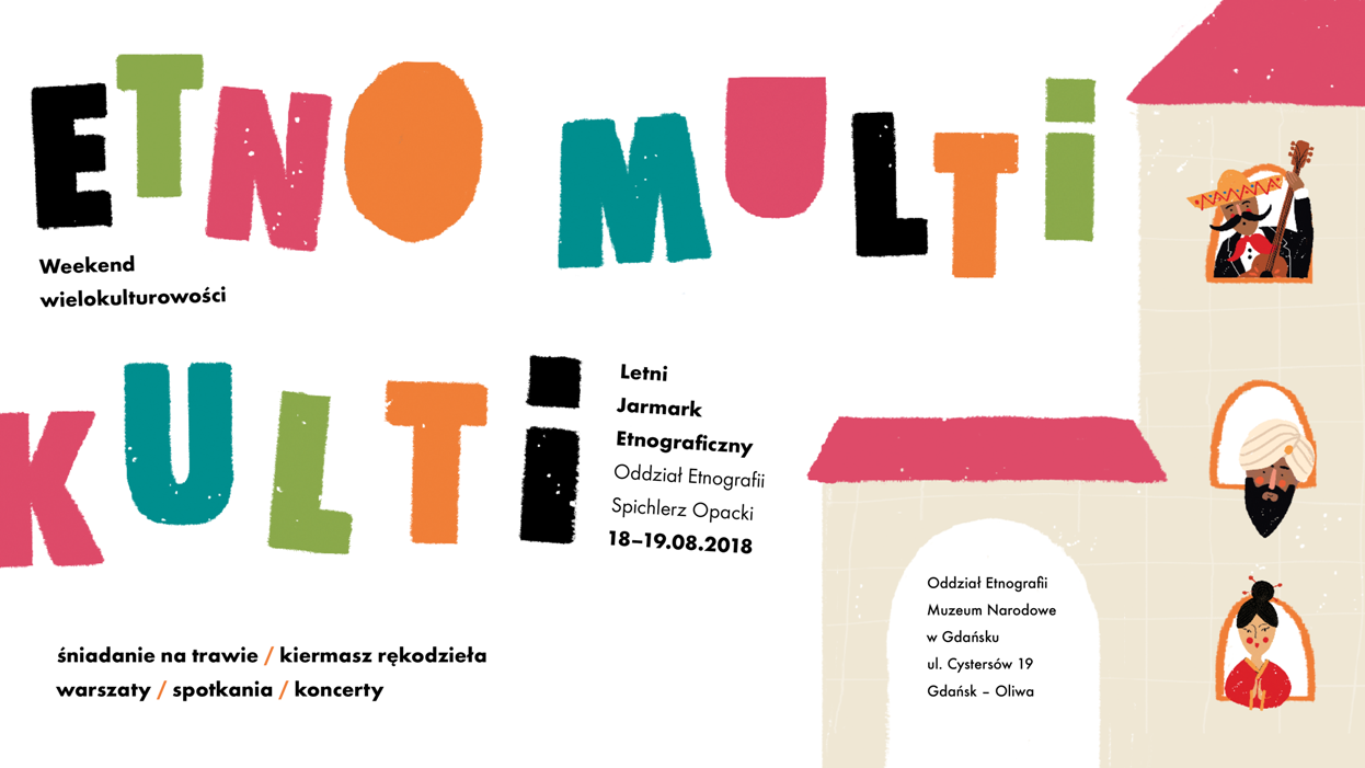 Plakat - Etno Multi Kulti