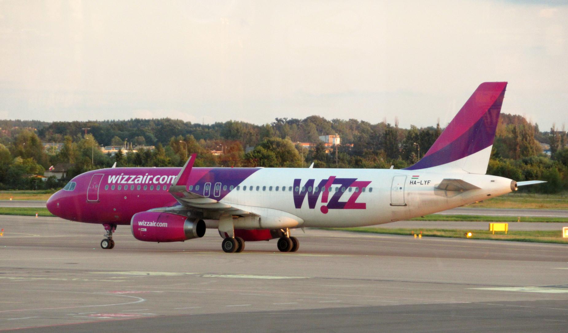 Dodatkowy samolot, większe maszyny, częstsze połączenia i zupełnie nowa trasa. Gdańskie nowości od Wizz Air