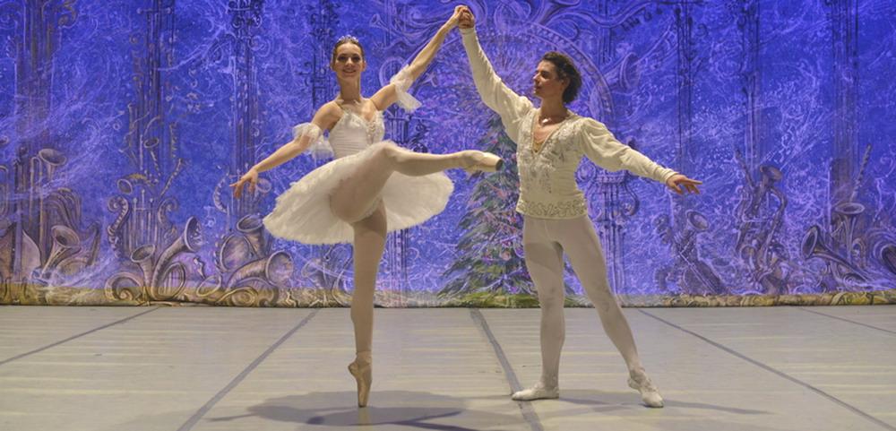 """Największy fenomen sztuki baletowej na scenie w Słupsku. """"Dziadek do orzechów"""" w wykonaniu Royal Lviv Ballet"""