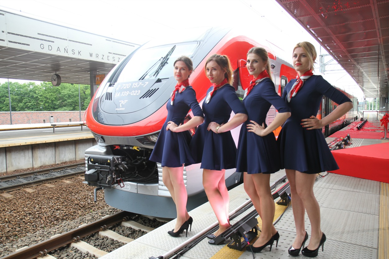 Nowe pociągi Pesa Link już jeżdżą po Pomorzu. Mają wielką zaletę: posiadają specjalną strefę dla najmłodszych [ZDJĘCIA]