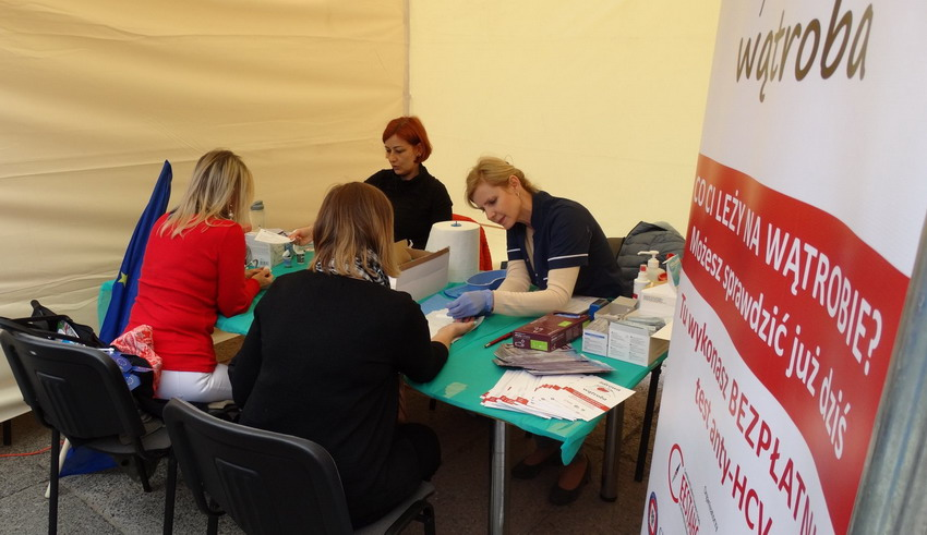Pomorskie dla Zdrowia w Sopocie. Zbadano 550 pacjentów. Najwięcej miało za wysoki cholesterol i nadwagę