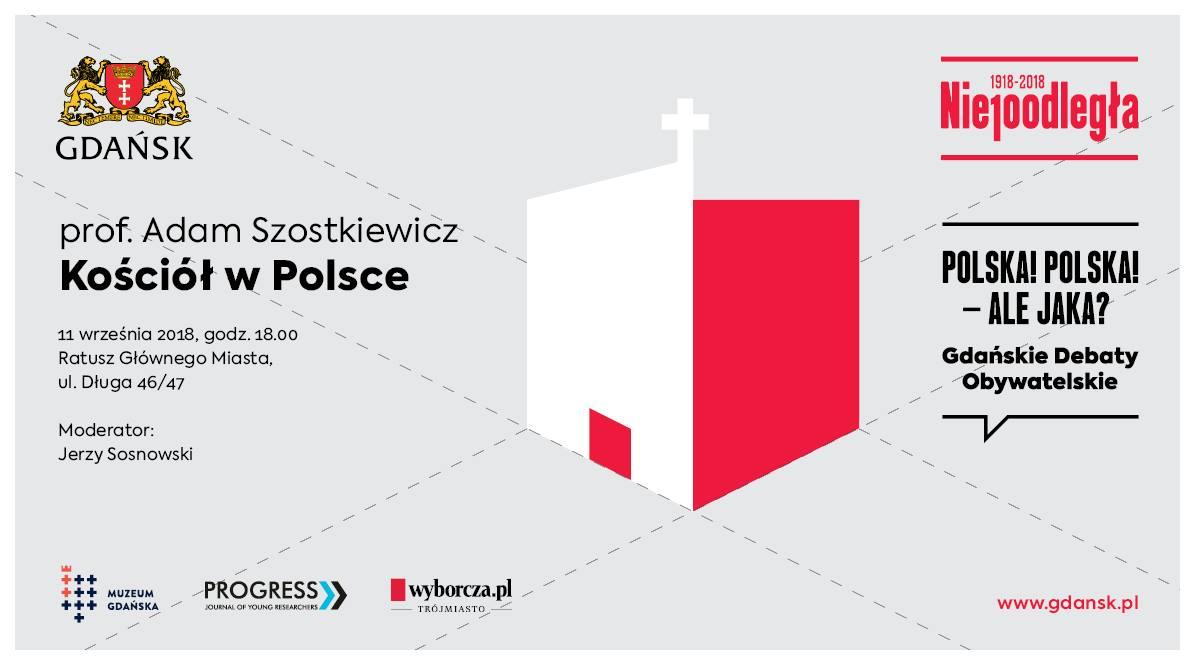 Baner debaty Kościół w Polsce