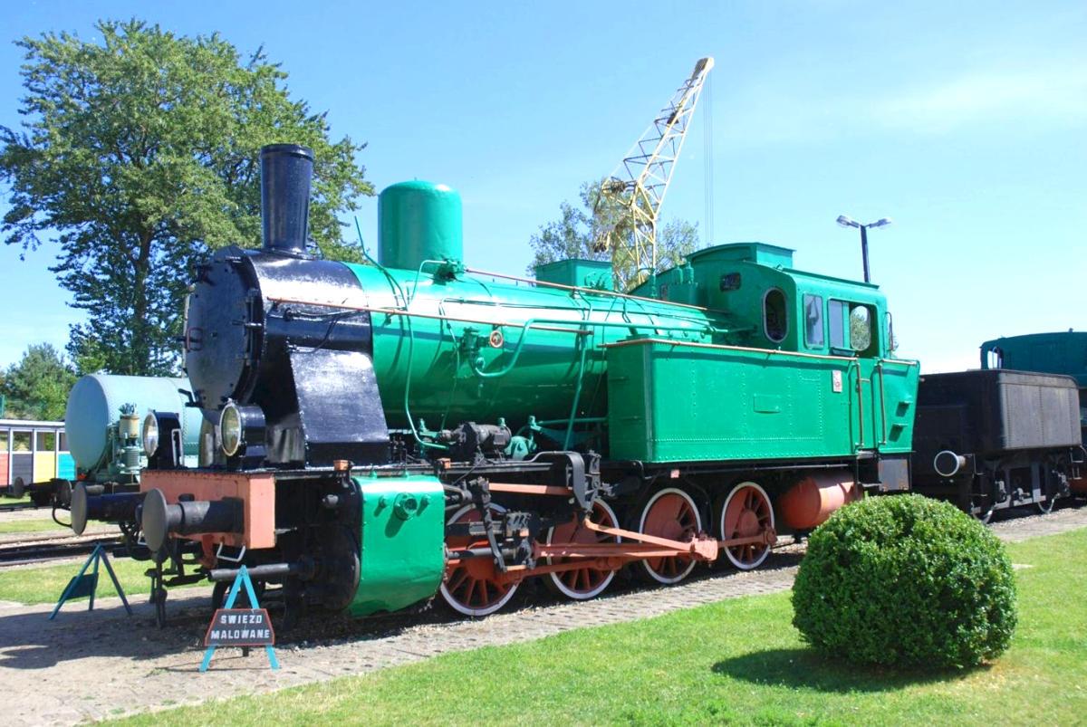 Poczuj się jak prawdziwy kolejarz. Zobacz pociągi, które jeździły 100 lat temu. Dni Otwarte Funduszy Europejskich w Muzeum Kolejnictwa w Kościerzynie
