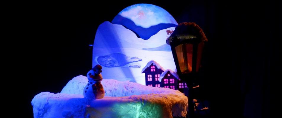 Bałwanek i gorący piecyk – Teatr w Oknie dzieciom