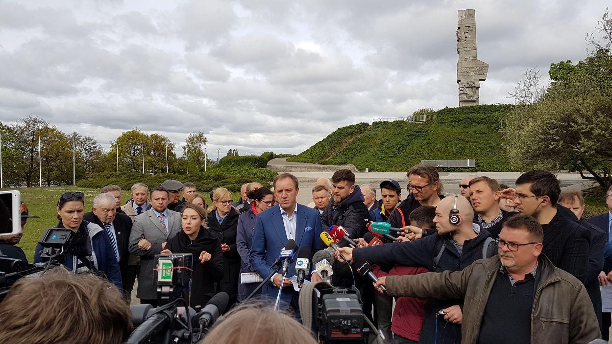 """""""Odbiera nam się głos dotyczący przyszłości Westerplatte"""". Samorządowcy apelują o dialog z rządem"""