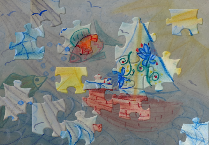 Morze i żagle na interaktywnych puzzlach. Konkurs dla uczniów pomorskich szkół