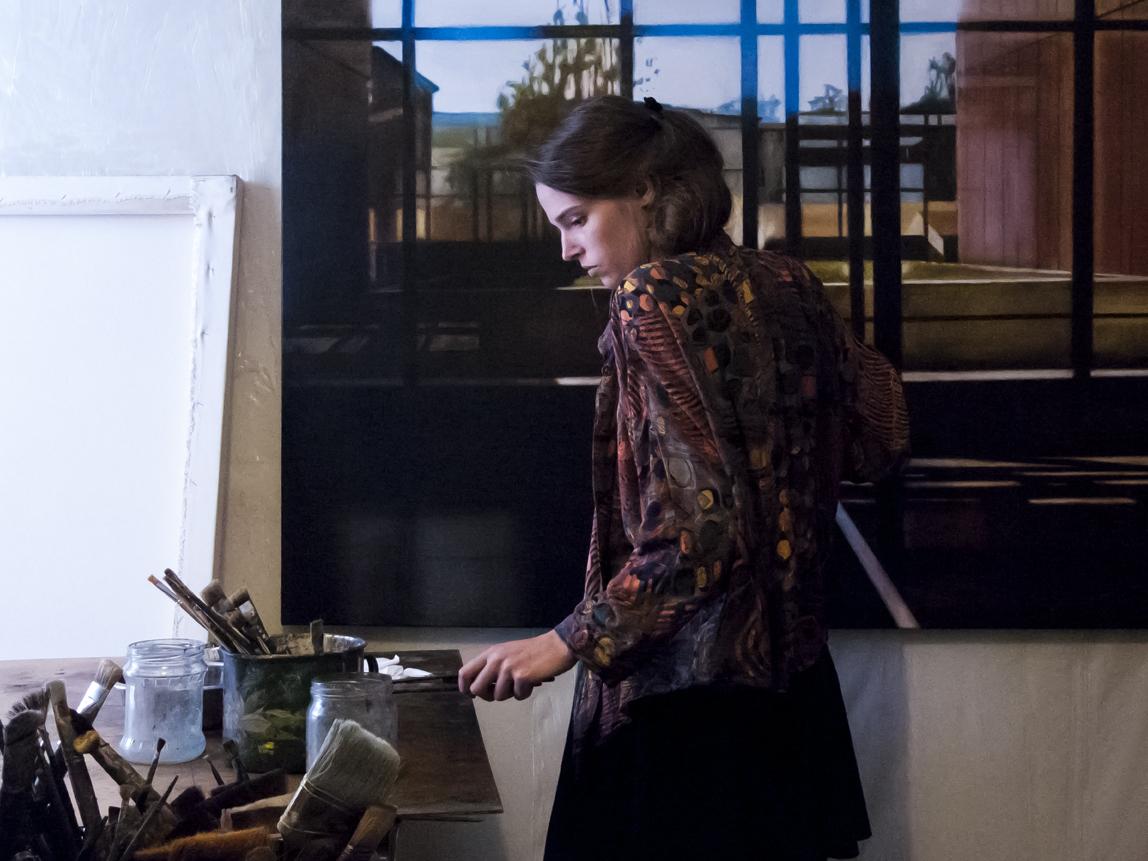 Agnieszka Wielewska – Pejzaże Żuławskie