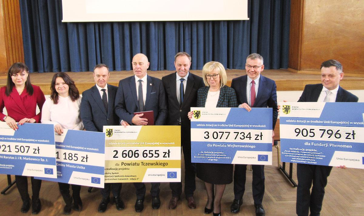 Wielki dzień Funduszy Europejskich. Tysięczna umowa dofinansowania z Europejskiego Funduszu Społecznego podpisana