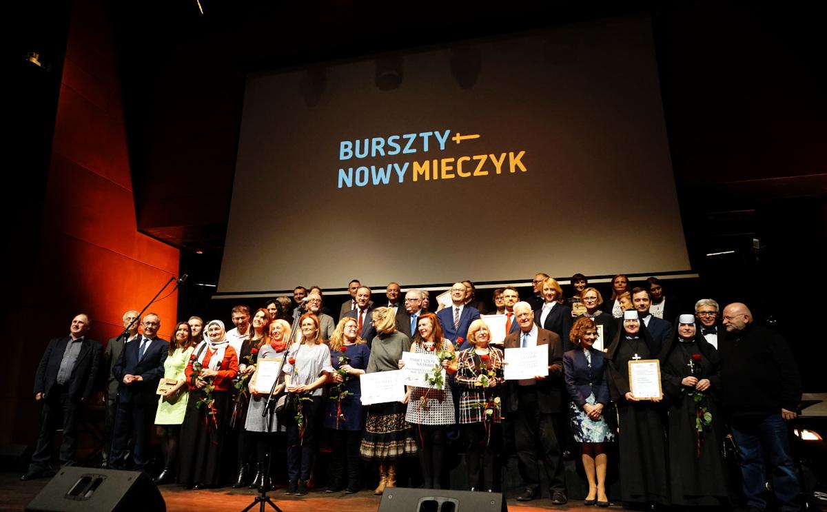 Pojedynek na Bursztynowe Mieczyki wygrały fundacje z Nowego Klincza, Gdańska i Nowego Dworu Gdańskiego