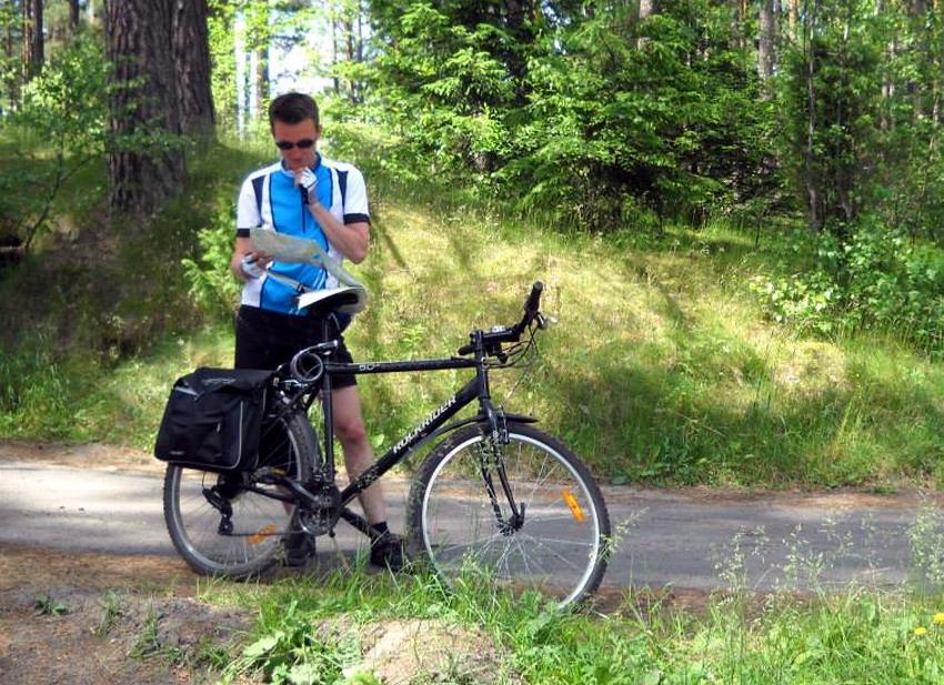 Najazd trójmiejskich bibliotekarzy. Wspólny przejazd rowerowy bibliotekarzy i czytelników