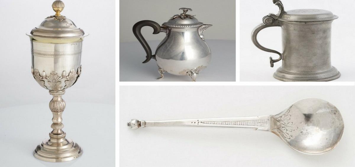 Kafetiera, kufel, łyżka i puchar. Kiedy powstały nowe eksponaty w Oddziale Sztuki Dawnej?