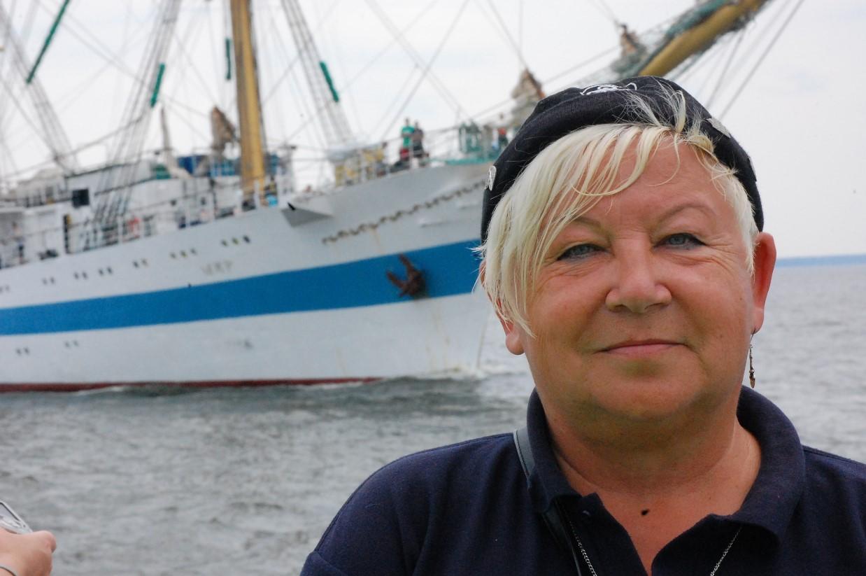 Mira Urbaniak – I póki kropla jest w Bałtyku…
