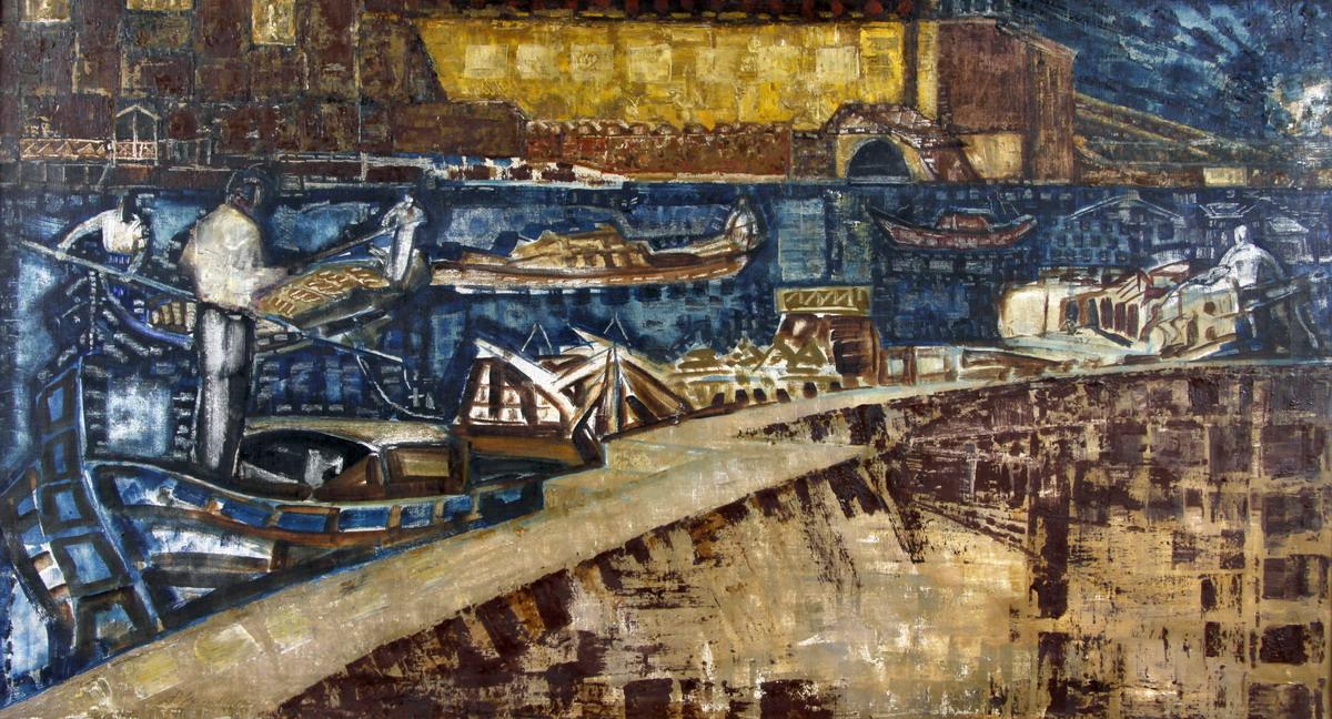 Jak patrzyli na morze artyści pół wieku temu? Socrealizm i modernizm szkoły sopockiej – ostatnie dni prezentacji