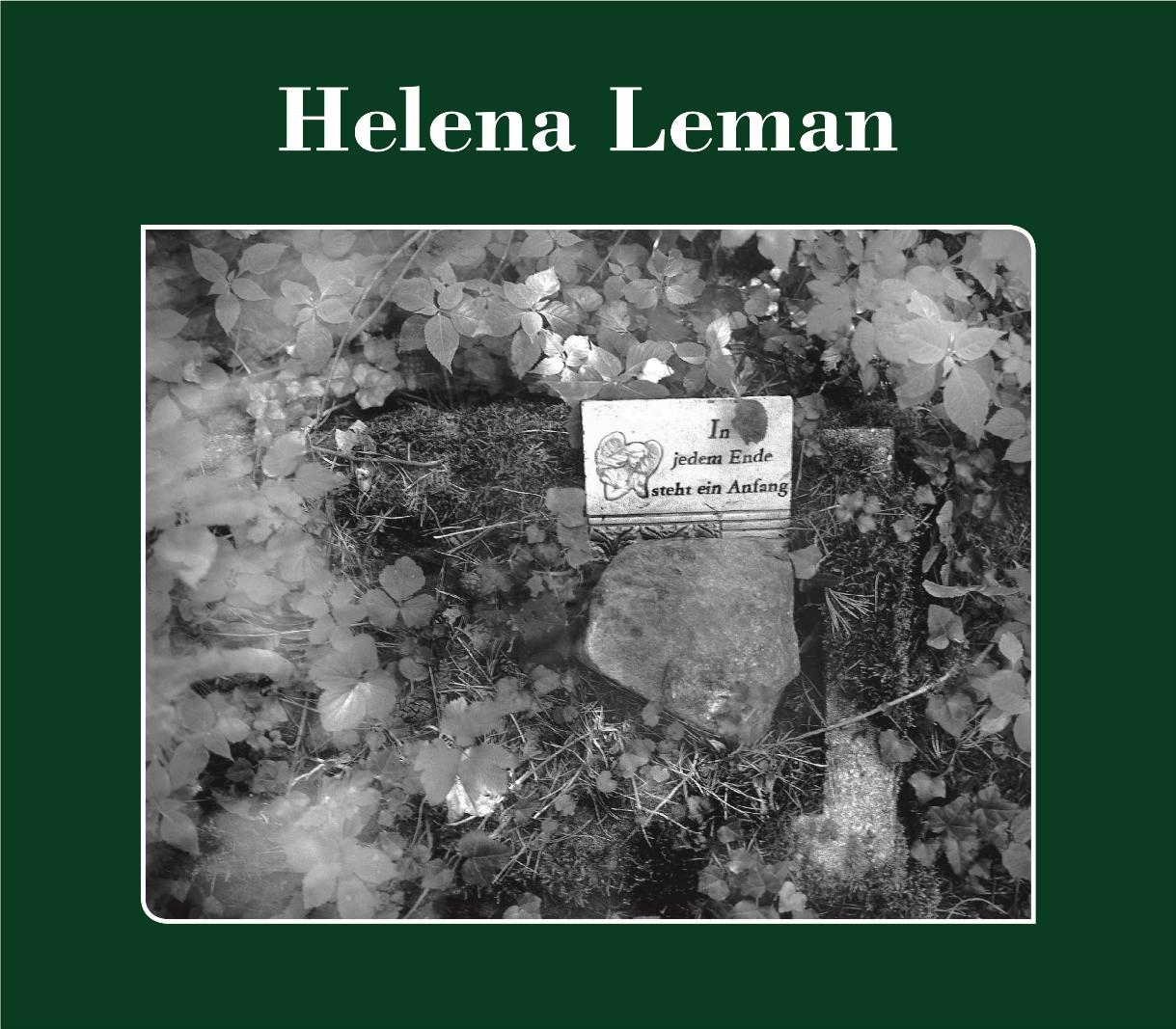 Okładka książki Heleny Leman