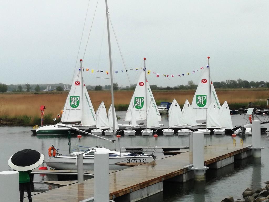 Wiślinka – otwarcie sezonu żeglarskiego w stanicy wodnej
