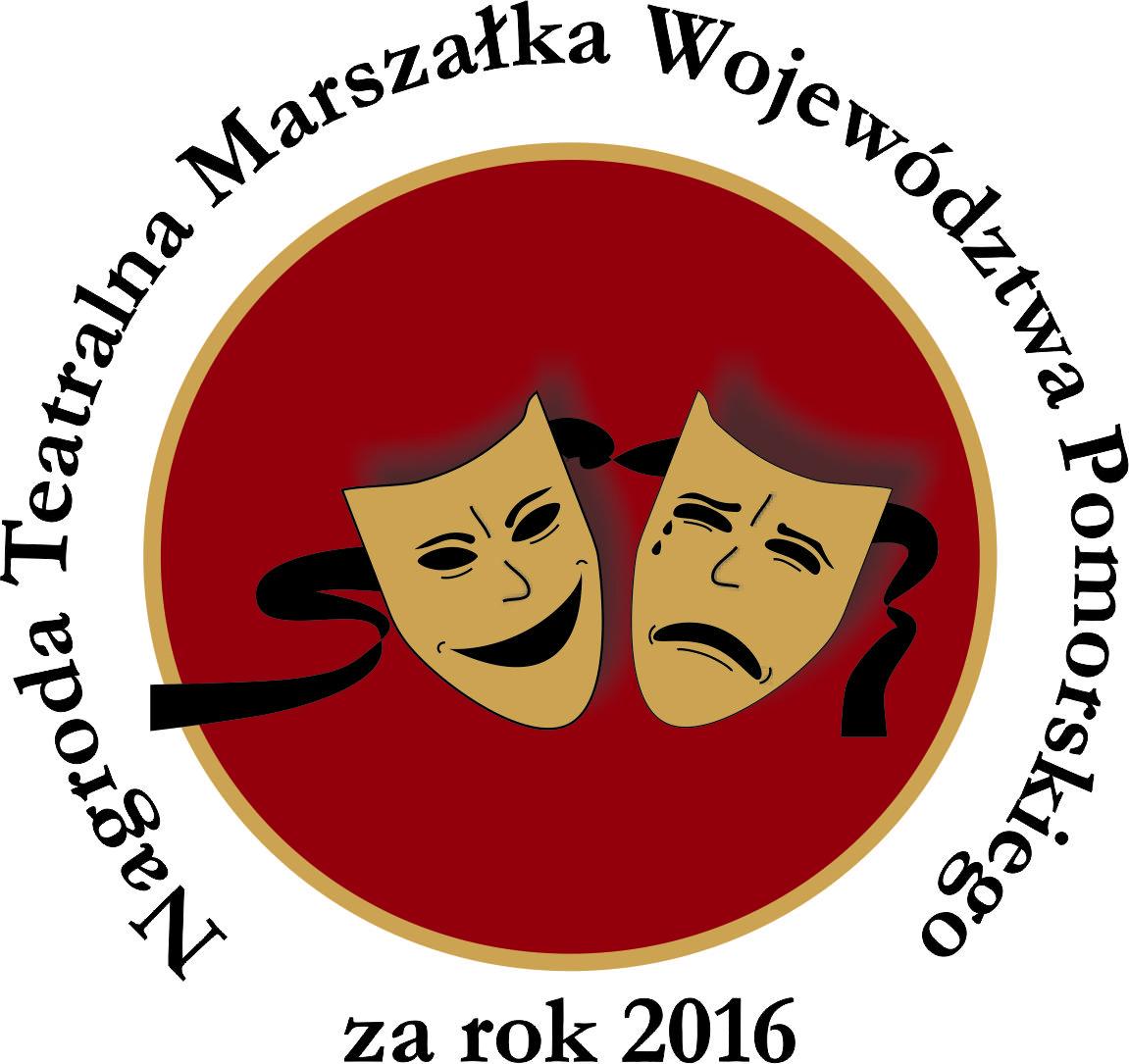 Nagroda Teatralna Marszałka Województwa Pomorskiego za 2016