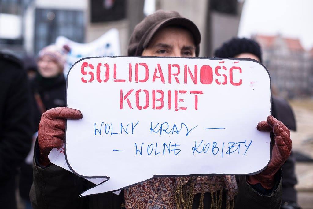Prawa kobiet i początek obchodów 100-lecia nadania Polkom praw wyborczych. 14. Trójmiejska Manifa 8 marca