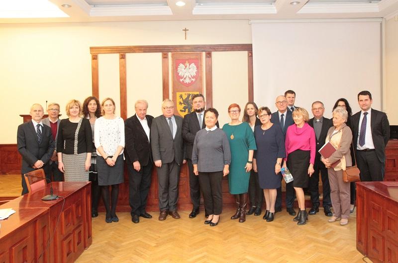 Inauguracyjne spotkanie Pomorskiej Rady ds. Polityki Senioralnej